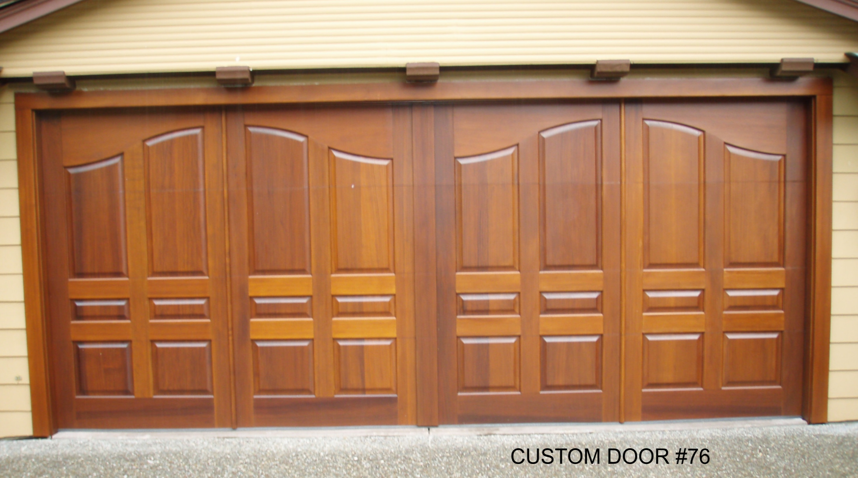 Enlarge Custom Door #76