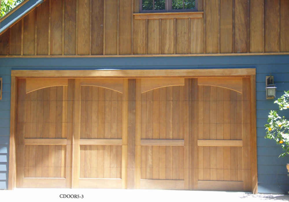 Farmhouse garage door gallery artistic garage doors inc for Garage door gallery